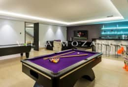 Games Room - Basement