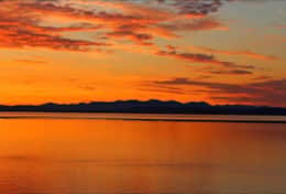Infamous Morecambe sunset only 10mins drive away