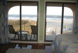 3rd Floor master with endless beach views