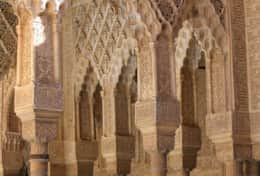 The Alhambra is Granada's love letter to Moorish culture.