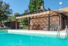 Casa San Terenziano with private pool