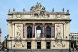 Lille Opera House - Near the apartment