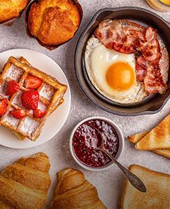 Breakfast restaurants on Marco Island