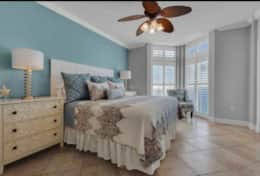 Master Bedroom suite with King and full Suite