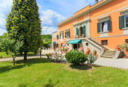 VILLA DE FIORI-Tuscanhouses-Villa with pool close to Florence-Holiday rental074