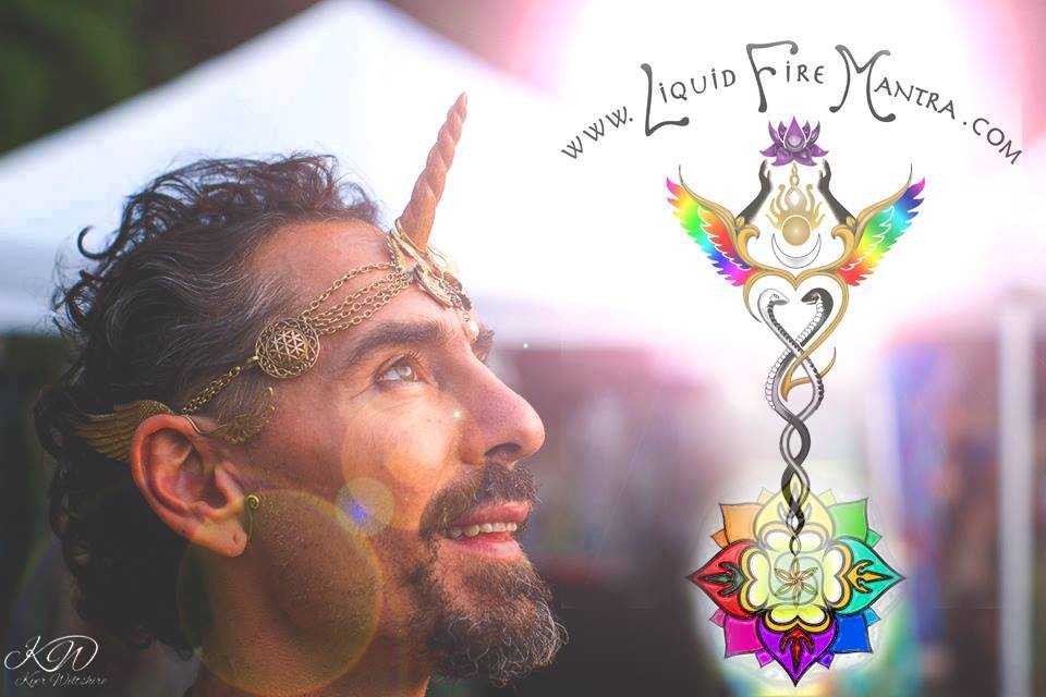 Liquid Fire Mantra Visionary jewelry sister company