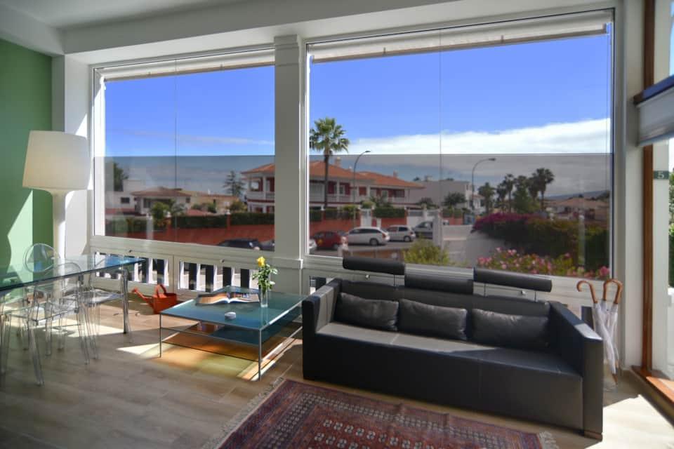 A05 Apartment With Elegant Sunroom Apartamento De