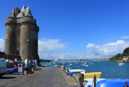 Solidor Tower - St Malo