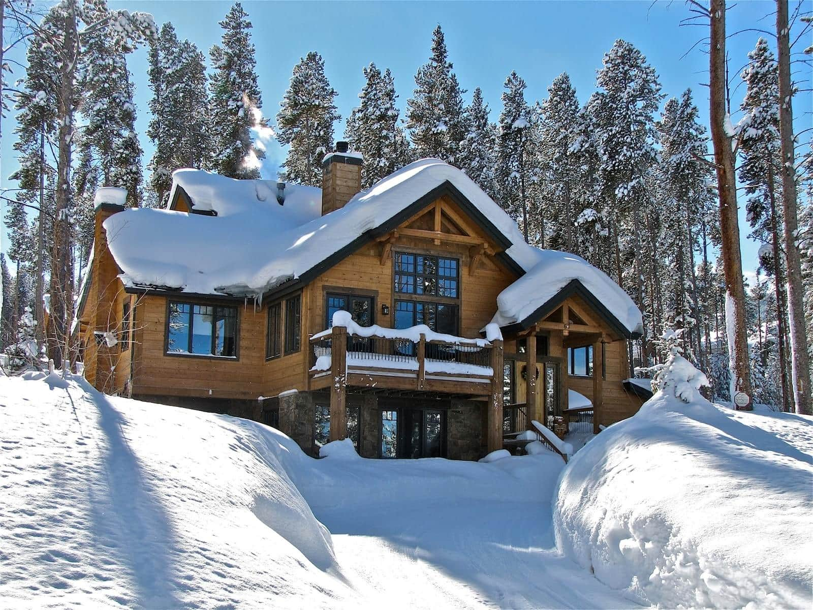 Prime Chalet Chloe 6 Bedroom Vacation Rental In Breckenridge Gmtry Best Dining Table And Chair Ideas Images Gmtryco