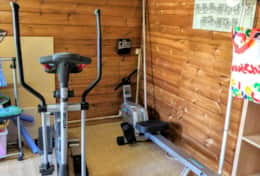 Chalet fitness