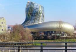 Wine museum in Bordeaux