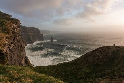 Into the Burren Cliffs of Moher Day tours