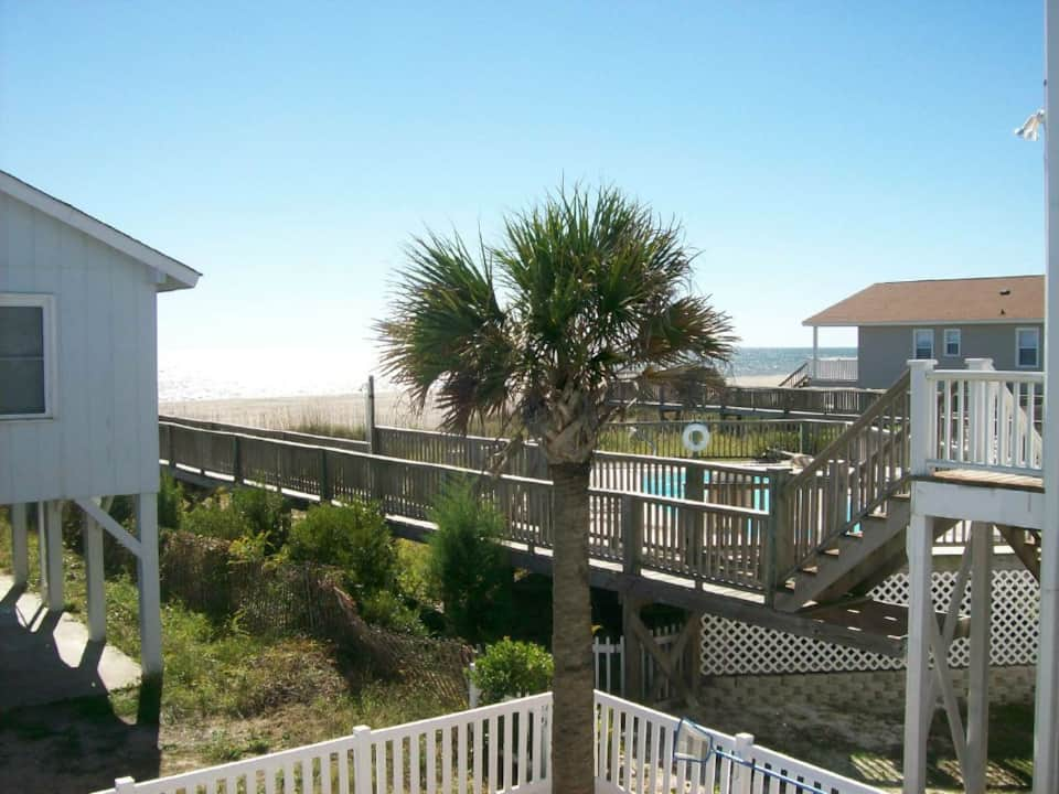The Starfish Cottage Vacation Home In Ocean Isle Beach