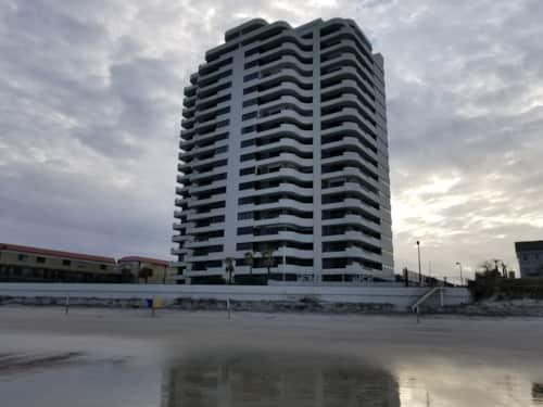 Stunning Oceanfront Penthouse