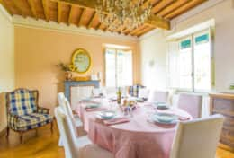 Villa Forte - Holiday in Tuscany - Tuscanhouses  (23)