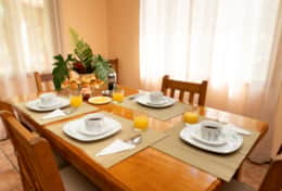 Villa 2 | Family Meal | Breakfast | Lunch | Dinner