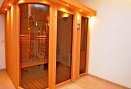 Gym, Spa & Sauna available on request