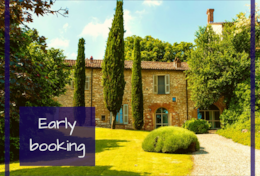 VILLA TRUFFLE - EARLY BOOKING