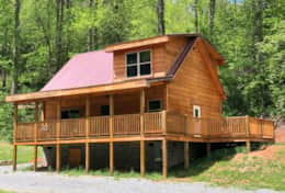 Smoky Best - Music Row sleeps 6 persons
