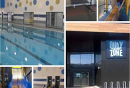 SWIMMING/PLAY AREA/GYM