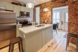 The Sydenham Street Flat - Kitchen