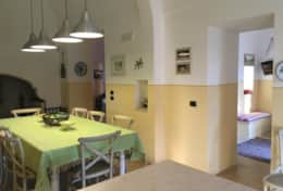 Le More - large eat-in kitchen - Spongano - Salento
