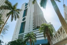 The Grand downtown Miami on Biscayne Bay