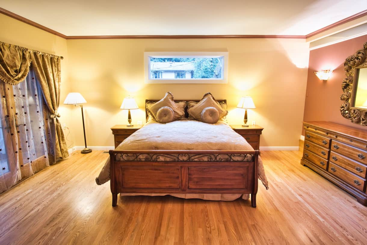 Master Suite - King Bed