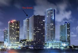 The Grand located on Biscayne Bay, Sea Isles Marina