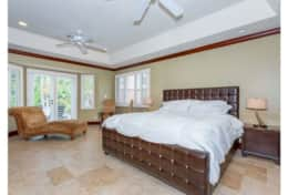 Spacious Master Bedroom Suite