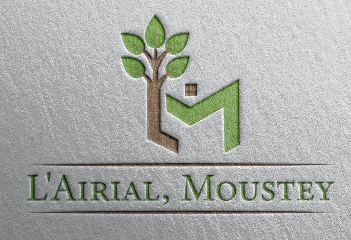 L'Airial, Moustey's Logo