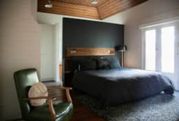Sunday House Master Bedroom