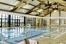 Indoor pool, Owners' Club, Galena IL