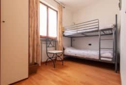 Villa Pascoli, small bedroom upstairs