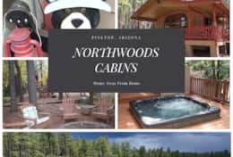 Northwoods Cabins 13 Cabin Pinetop Resort