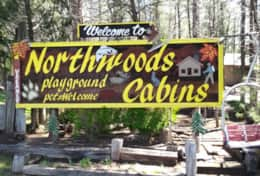 Welcome To Northwoods Cabins