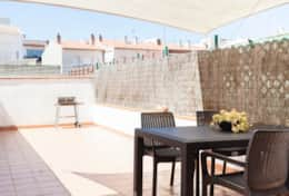 Patio Apartment Sant Antoni de Calonge