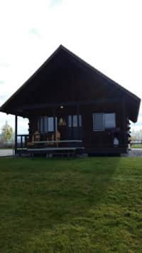#11 Hide Away Cabin ( 3 Person Maximum Occupancy) Honeymoon Suite