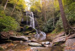 Pilot-Cove-Forest-Lodging-Waterfall-Hikes-Near-Asheville-30-1030x687