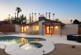 Palm Springs Haven with Heated Pool and Hot Tub!