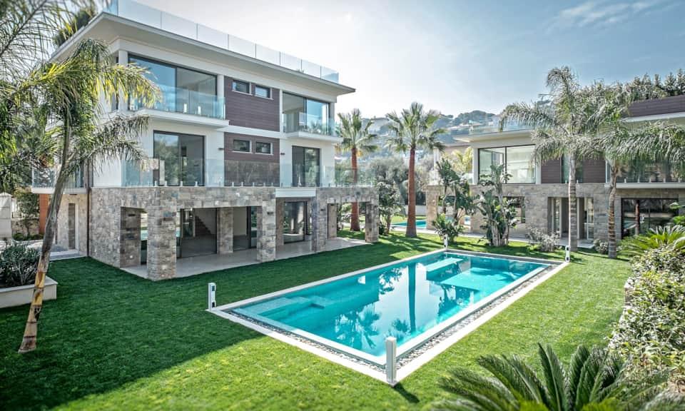 Large luxury villa Cap Ferrat - Holiday House in Saint-Jean