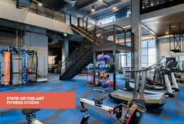 2 Level Fitness Center