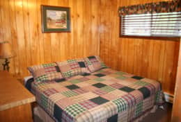 cabin 5 sleeping quarters