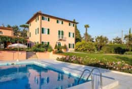 Villa Maestrale with sea view - Tuscanhouses - with pool and tennis (46)