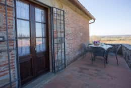 Casale Trasimeno, apartment 1 Castello