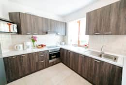 Holiday house Villa Alma: top equipped kitchen