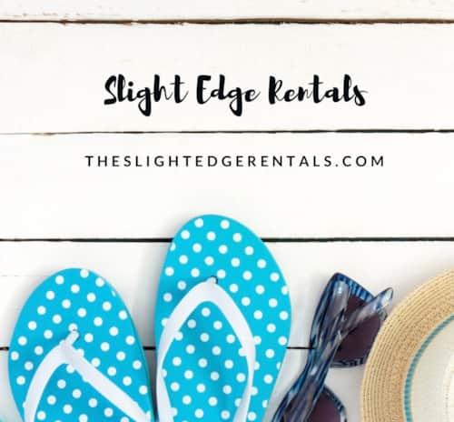The Slight Edge Rentals