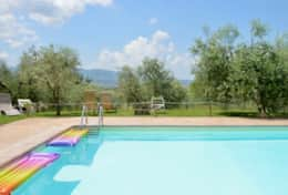Agriturismo Montefalco, wine estate with swimming pool