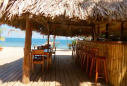 Private Beach Bar