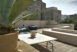 Casa del Palmarancio - furnished terrace first floor - Gagliano del Capo - Salento